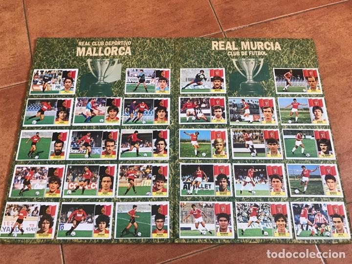 Álbum de fútbol completo: Álbum Ediciones Este 86-87 Completo Muchos dobles 1986-87 - Foto 7 - 160054432