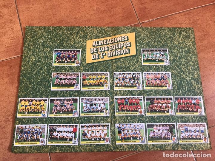 Álbum de fútbol completo: Álbum Ediciones Este 86-87 Completo Muchos dobles 1986-87 - Foto 8 - 160054432