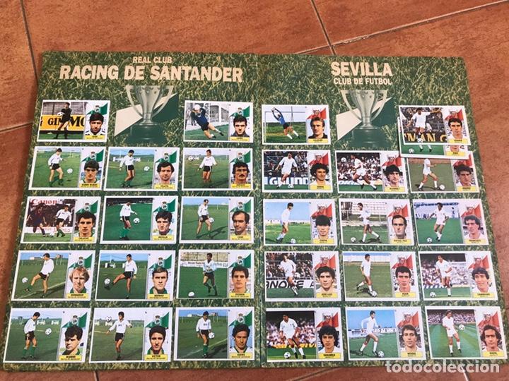 Álbum de fútbol completo: Álbum Ediciones Este 86-87 Completo Muchos dobles 1986-87 - Foto 10 - 160054432