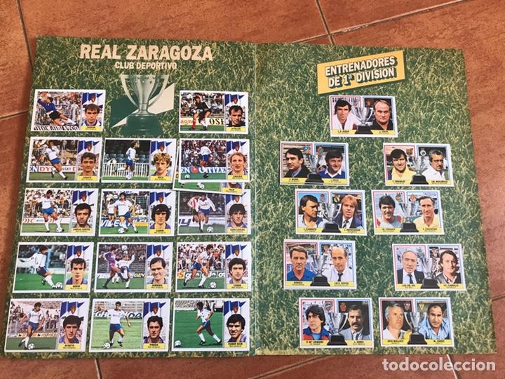 Álbum de fútbol completo: Álbum Ediciones Este 86-87 Completo Muchos dobles 1986-87 - Foto 12 - 160054432