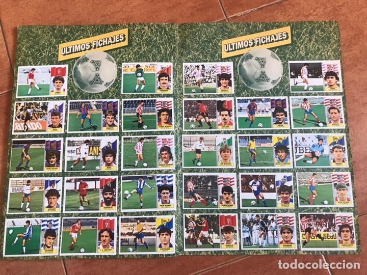 Álbum de fútbol completo: Álbum Ediciones Este 86-87 Completo Muchos dobles 1986-87 - Foto 13 - 160054432
