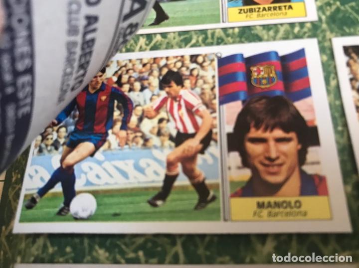 Álbum de fútbol completo: Álbum Ediciones Este 86-87 Completo Muchos dobles 1986-87 - Foto 19 - 160054432