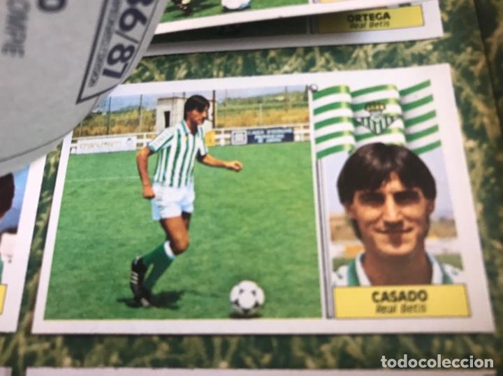 Álbum de fútbol completo: Álbum Ediciones Este 86-87 Completo Muchos dobles 1986-87 - Foto 21 - 160054432