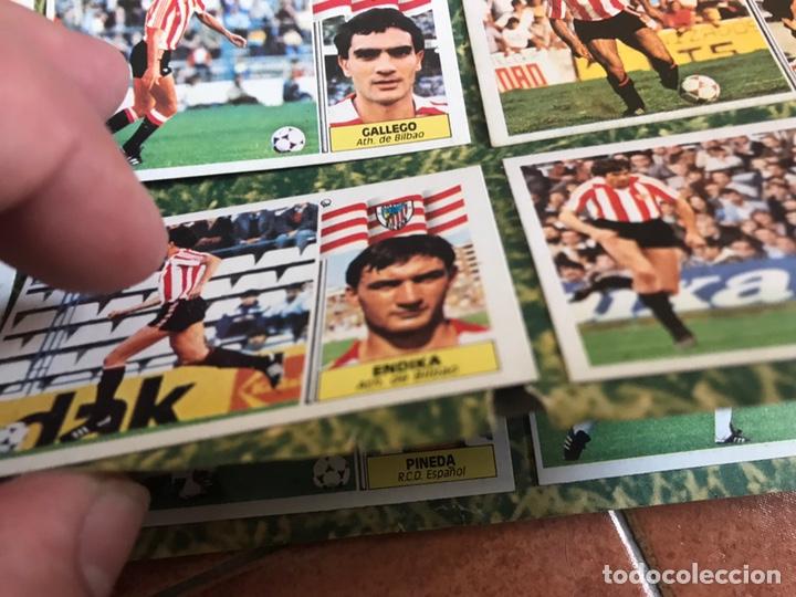 Álbum de fútbol completo: Álbum Ediciones Este 86-87 Completo Muchos dobles 1986-87 - Foto 23 - 160054432