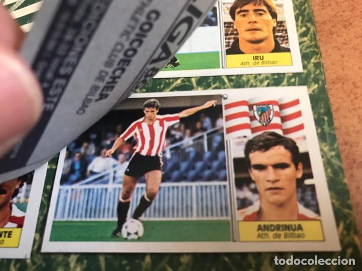 Álbum de fútbol completo: Álbum Ediciones Este 86-87 Completo Muchos dobles 1986-87 - Foto 25 - 160054432