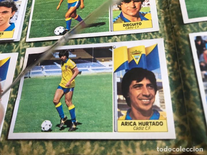 Álbum de fútbol completo: Álbum Ediciones Este 86-87 Completo Muchos dobles 1986-87 - Foto 26 - 160054432