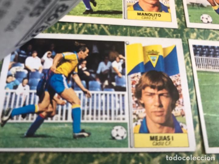 Álbum de fútbol completo: Álbum Ediciones Este 86-87 Completo Muchos dobles 1986-87 - Foto 28 - 160054432
