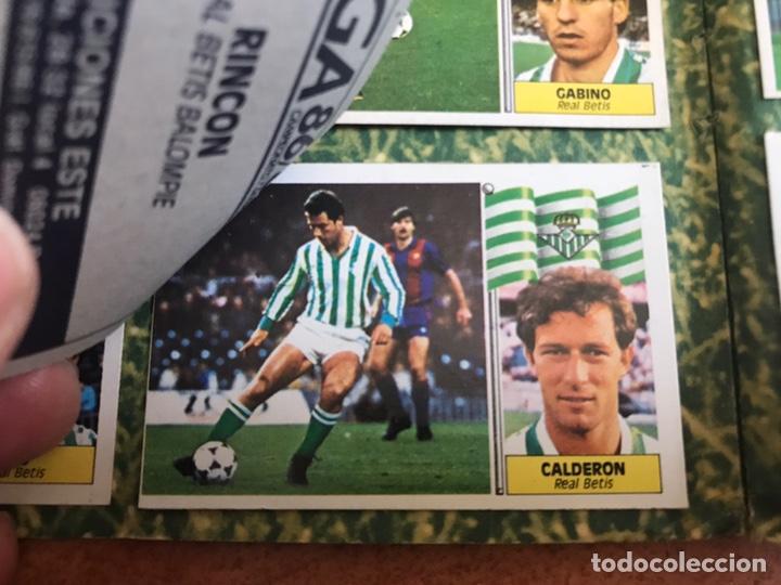 Álbum de fútbol completo: Álbum Ediciones Este 86-87 Completo Muchos dobles 1986-87 - Foto 30 - 160054432