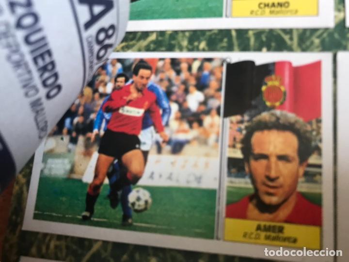 Álbum de fútbol completo: Álbum Ediciones Este 86-87 Completo Muchos dobles 1986-87 - Foto 35 - 160054432