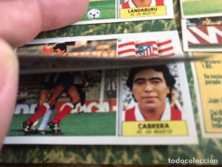 Álbum de fútbol completo: Álbum Ediciones Este 86-87 Completo Muchos dobles 1986-87 - Foto 38 - 160054432