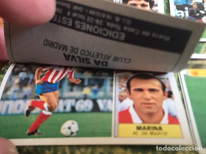Álbum de fútbol completo: Álbum Ediciones Este 86-87 Completo Muchos dobles 1986-87 - Foto 39 - 160054432