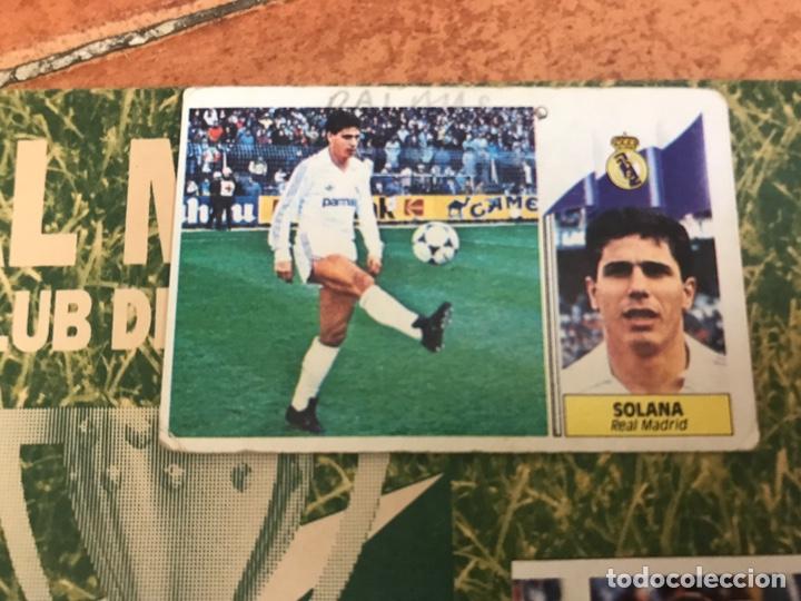 Álbum de fútbol completo: Álbum Ediciones Este 86-87 Completo Muchos dobles 1986-87 - Foto 42 - 160054432