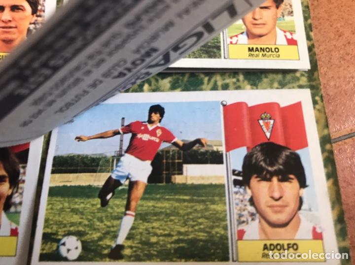Álbum de fútbol completo: Álbum Ediciones Este 86-87 Completo Muchos dobles 1986-87 - Foto 43 - 160054432