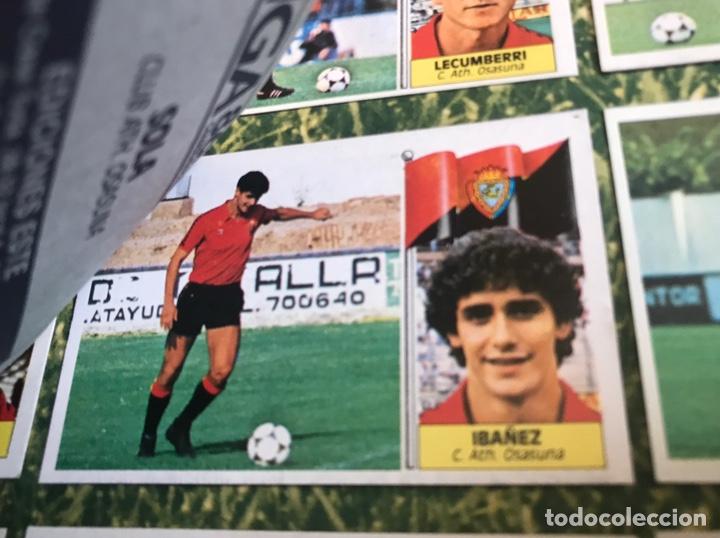 Álbum de fútbol completo: Álbum Ediciones Este 86-87 Completo Muchos dobles 1986-87 - Foto 46 - 160054432