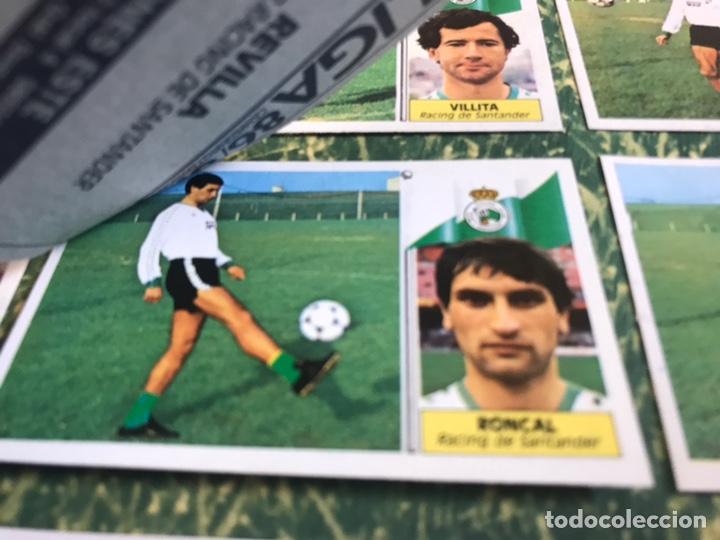 Álbum de fútbol completo: Álbum Ediciones Este 86-87 Completo Muchos dobles 1986-87 - Foto 47 - 160054432