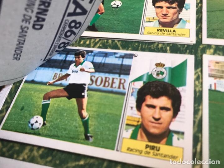 Álbum de fútbol completo: Álbum Ediciones Este 86-87 Completo Muchos dobles 1986-87 - Foto 48 - 160054432