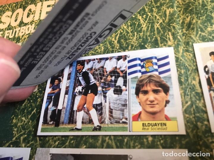 Álbum de fútbol completo: Álbum Ediciones Este 86-87 Completo Muchos dobles 1986-87 - Foto 54 - 160054432