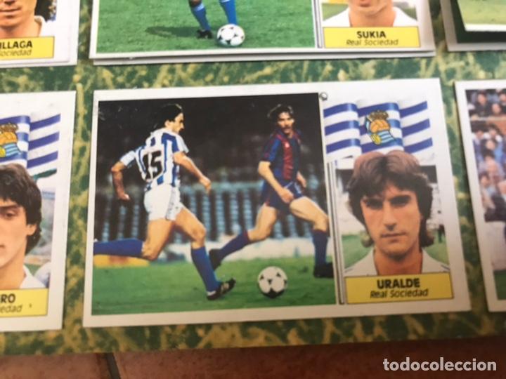 Álbum de fútbol completo: Álbum Ediciones Este 86-87 Completo Muchos dobles 1986-87 - Foto 55 - 160054432
