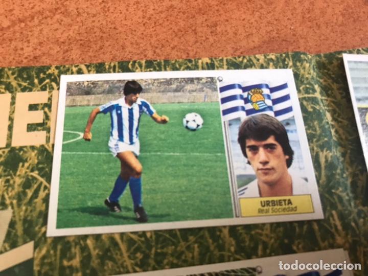 Álbum de fútbol completo: Álbum Ediciones Este 86-87 Completo Muchos dobles 1986-87 - Foto 56 - 160054432