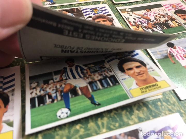 Álbum de fútbol completo: Álbum Ediciones Este 86-87 Completo Muchos dobles 1986-87 - Foto 57 - 160054432