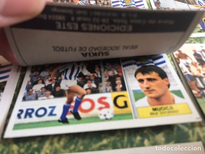 Álbum de fútbol completo: Álbum Ediciones Este 86-87 Completo Muchos dobles 1986-87 - Foto 58 - 160054432