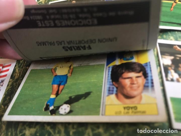 Álbum de fútbol completo: Álbum Ediciones Este 86-87 Completo Muchos dobles 1986-87 - Foto 59 - 160054432
