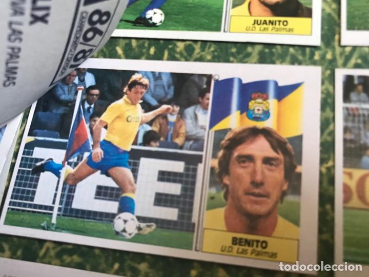 Álbum de fútbol completo: Álbum Ediciones Este 86-87 Completo Muchos dobles 1986-87 - Foto 61 - 160054432