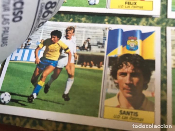 Álbum de fútbol completo: Álbum Ediciones Este 86-87 Completo Muchos dobles 1986-87 - Foto 62 - 160054432