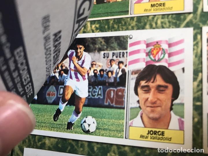 Álbum de fútbol completo: Álbum Ediciones Este 86-87 Completo Muchos dobles 1986-87 - Foto 63 - 160054432