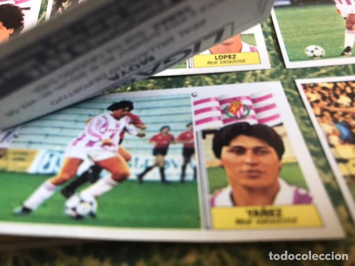 Álbum de fútbol completo: Álbum Ediciones Este 86-87 Completo Muchos dobles 1986-87 - Foto 64 - 160054432