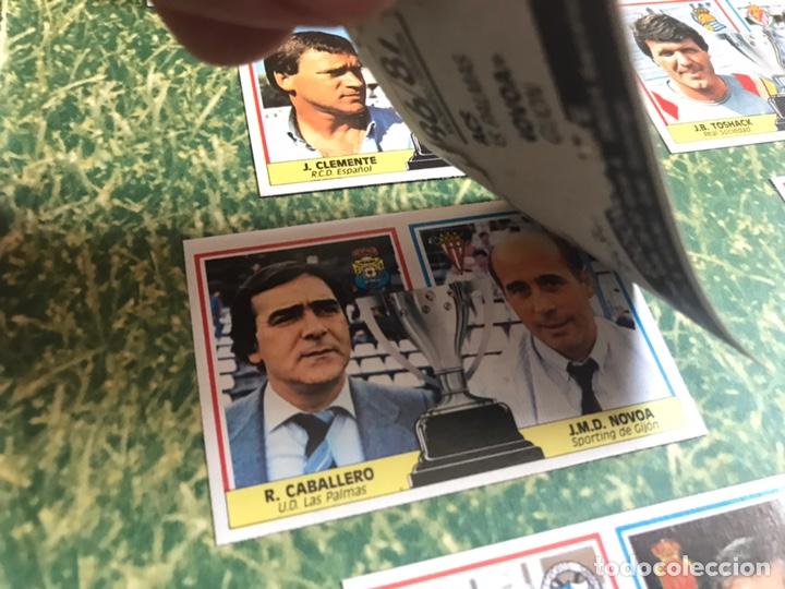 Álbum de fútbol completo: Álbum Ediciones Este 86-87 Completo Muchos dobles 1986-87 - Foto 67 - 160054432