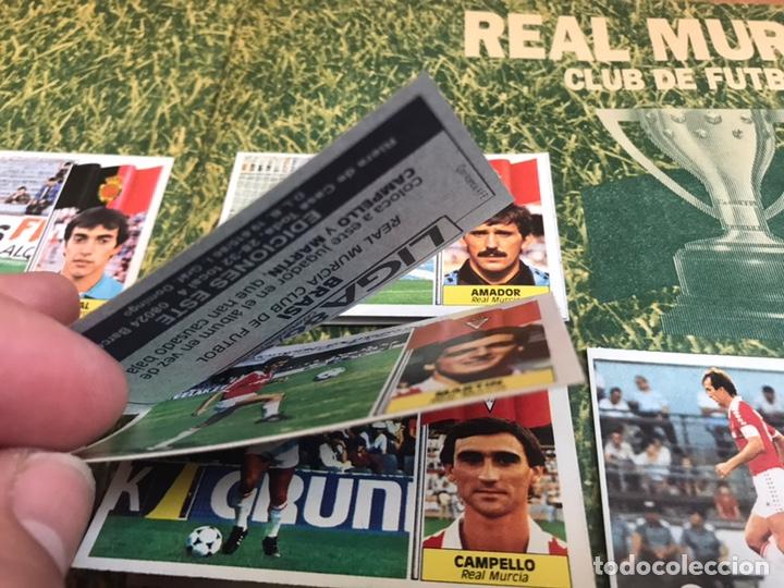 Álbum de fútbol completo: Álbum Ediciones Este 86-87 Completo Muchos dobles 1986-87 - Foto 68 - 160054432