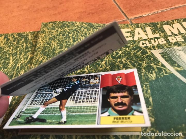 Álbum de fútbol completo: Álbum Ediciones Este 86-87 Completo Muchos dobles 1986-87 - Foto 69 - 160054432