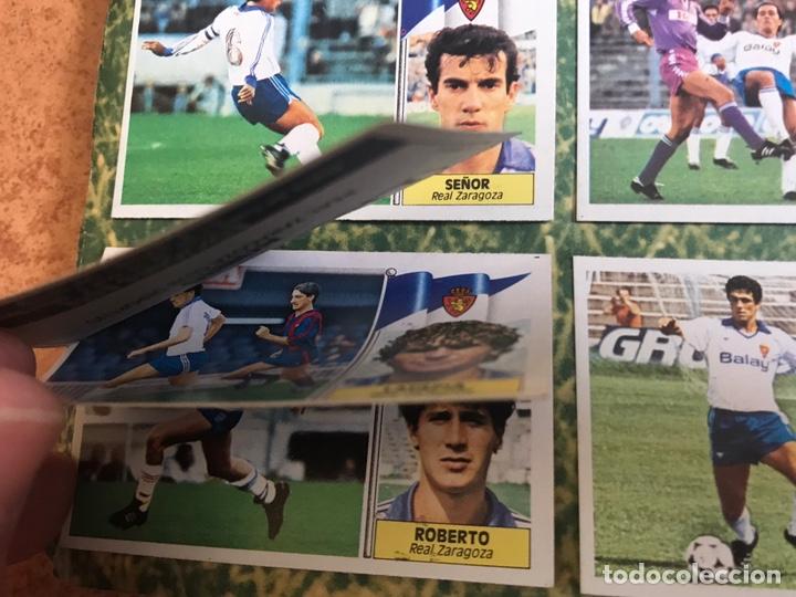 Álbum de fútbol completo: Álbum Ediciones Este 86-87 Completo Muchos dobles 1986-87 - Foto 70 - 160054432