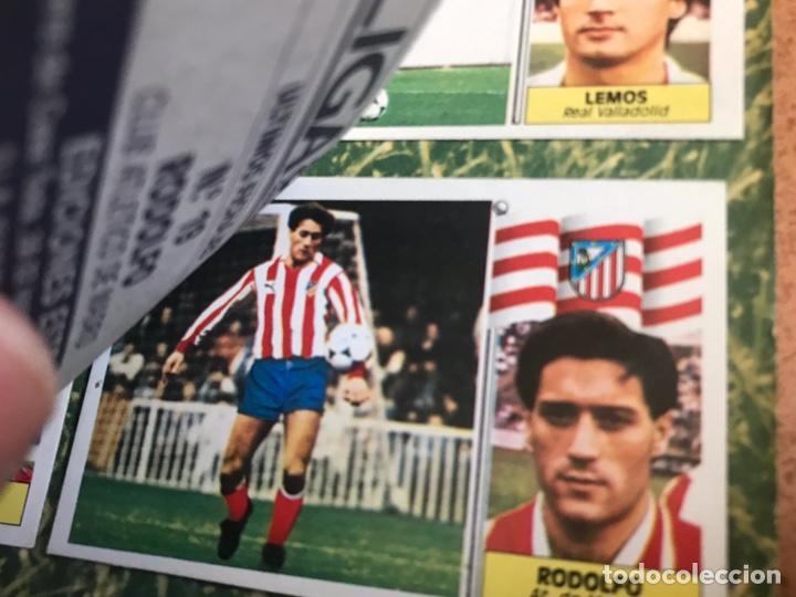 Álbum de fútbol completo: Álbum Ediciones Este 86-87 Completo Muchos dobles 1986-87 - Foto 74 - 160054432