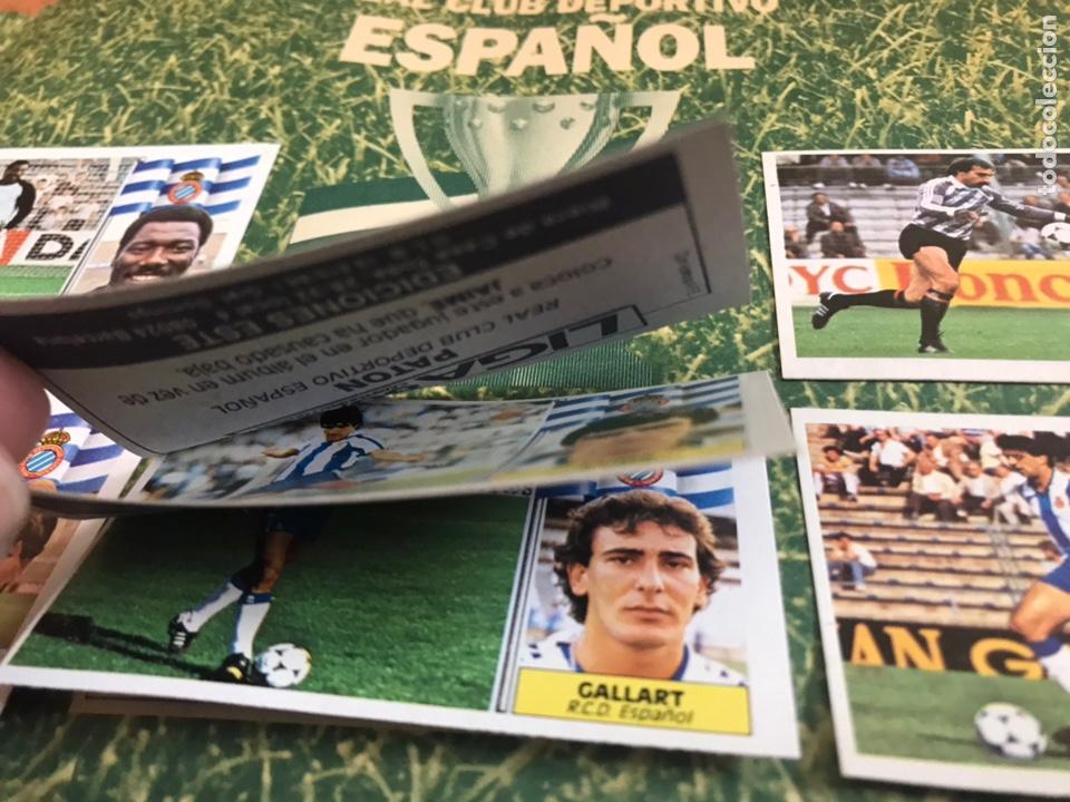 Álbum de fútbol completo: Álbum Ediciones Este 86-87 Completo Muchos dobles 1986-87 - Foto 75 - 160054432