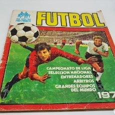 Álbum de fútbol completo: ALBUM RUIZ ROMERO FUTBOL LIGA 1973 CAB. Lote 160547370