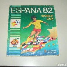 Álbum de fútbol completo: ÁLBUM MUNDIAL ESPAÑA 82. PANINI.. Lote 160913750