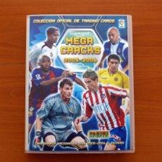 Álbum de fútbol completo: MEGA CRACKS, MEGACRACKS 2005-2006, 05-06 - COMPLETA - 557 CROMOS NUEVOS - EDITORIAL PANINI. Lote 201563023