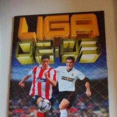 Álbum de fútbol completo: ÁLBUM FUTBOL EDICIONES ESTE LIGA 2002 2003 COMPLETO. Lote 194235956