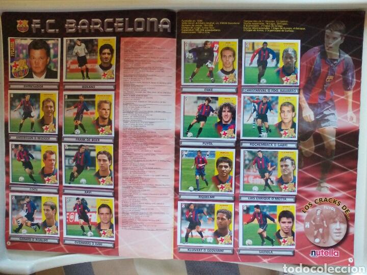 Álbum de fútbol completo: ÁLBUM FUTBOL EDICIONES ESTE LIGA 2002 2003 COMPLETO - Foto 6 - 194235956