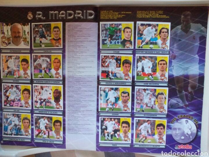 Álbum de fútbol completo: ÁLBUM FUTBOL EDICIONES ESTE LIGA 2002 2003 COMPLETO - Foto 11 - 194235956