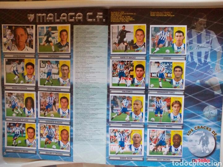 Álbum de fútbol completo: ÁLBUM FUTBOL EDICIONES ESTE LIGA 2002 2003 COMPLETO - Foto 12 - 194235956