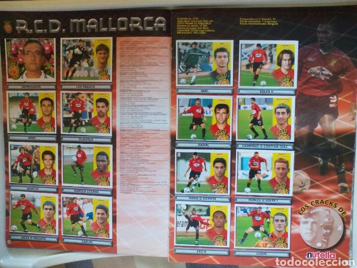 Álbum de fútbol completo: ÁLBUM FUTBOL EDICIONES ESTE LIGA 2002 2003 COMPLETO - Foto 13 - 194235956