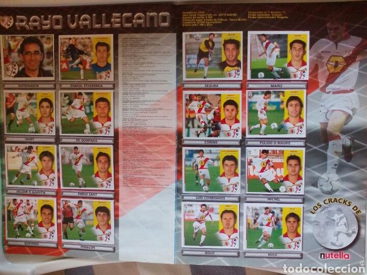 Álbum de fútbol completo: ÁLBUM FUTBOL EDICIONES ESTE LIGA 2002 2003 COMPLETO - Foto 16 - 194235956
