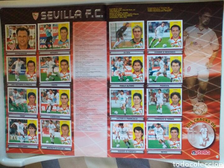 Álbum de fútbol completo: ÁLBUM FUTBOL EDICIONES ESTE LIGA 2002 2003 COMPLETO - Foto 18 - 194235956