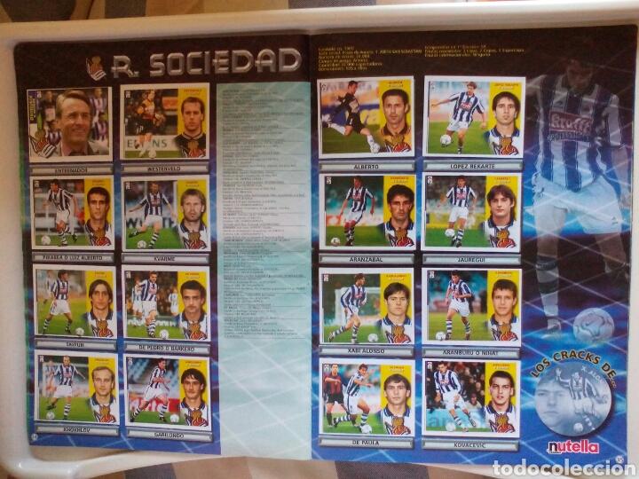 Álbum de fútbol completo: ÁLBUM FUTBOL EDICIONES ESTE LIGA 2002 2003 COMPLETO - Foto 19 - 194235956