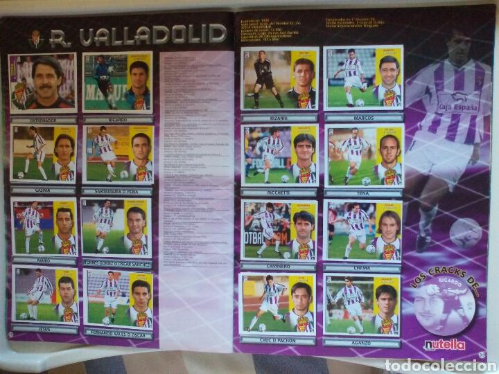 Álbum de fútbol completo: ÁLBUM FUTBOL EDICIONES ESTE LIGA 2002 2003 COMPLETO - Foto 21 - 194235956