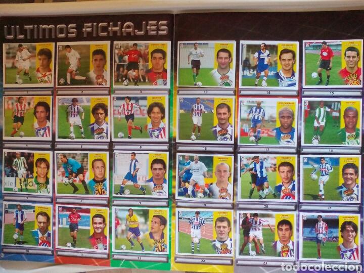 Álbum de fútbol completo: ÁLBUM FUTBOL EDICIONES ESTE LIGA 2002 2003 COMPLETO - Foto 23 - 194235956