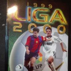 Álbum de fútbol completo: LIGA 1999/2000 CAMPEONATO PRIMERA DIVISIÓN COLECCIONES ESTE DE SALVAT. Lote 162657205